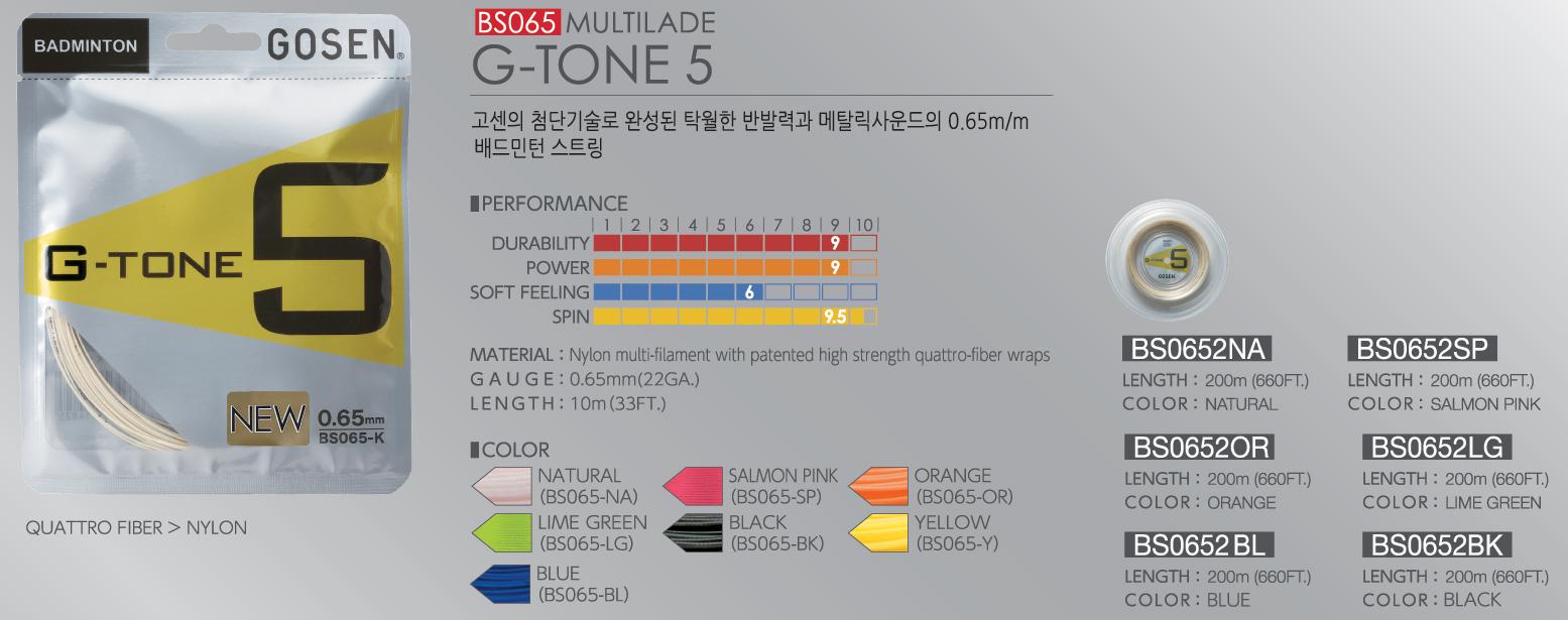 GTONE-5