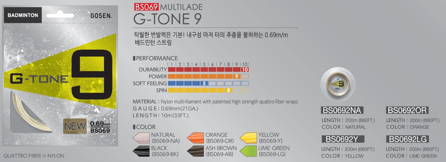 GTONE-9